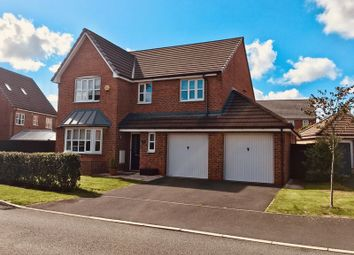 Thumbnail Detached house for sale in Portrush Close, Widnes, Cheshire