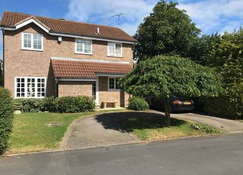 Thumbnail 3 bedroom detached house for sale in Kent Drive, Hinckley