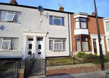 Thumbnail 2 bed terraced house to rent in Edinburgh Street, Goole