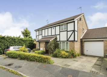 Thumbnail 3 bed semi-detached house for sale in Trefoil Close, Huntington, Chester