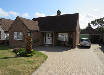 Thumbnail 2 bed detached bungalow for sale in The Spinney, Fareham