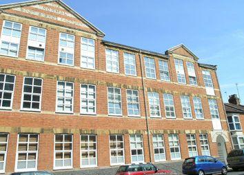 Thumbnail 1 bed flat to rent in Talbot Road, Abington, Northampton