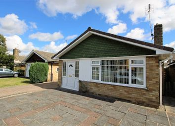 Thumbnail 3 bed detached bungalow for sale in Vanbrugh Drive, York