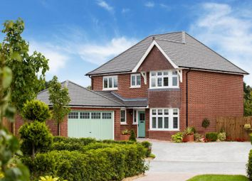 Thumbnail 4 bedroom detached house for sale in Severn Heights, Off Highfield Road, Lydney, Gloucestershire