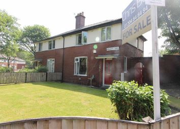 Thumbnail 3 bedroom semi-detached house for sale in Mallett Crescent, Bolton