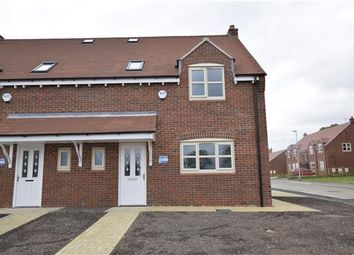 Thumbnail 3 bed semi-detached house for sale in Plot 33, The Cranham, Pennycress Fields, Stoke Orchard, Cheltenham, Glos