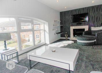 Thumbnail 4 bedroom mews house for sale in Plodder Lane, Over Hulton, Bolton, Lancashire