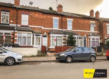 2 bed terraced house to rent in Johnson Road, Erdington, Birmingham B23