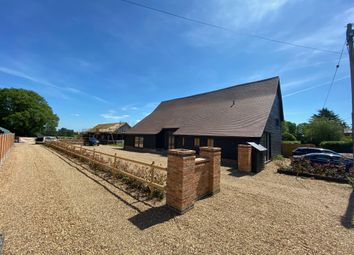 Thumbnail 5 bed barn conversion for sale in Church Road, Twinstead, Sudbury