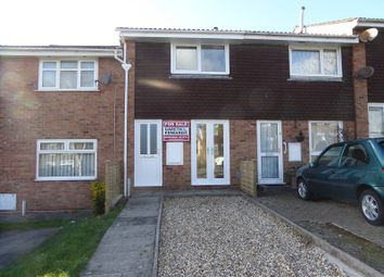 Thumbnail 2 bedroom terraced house for sale in Ton Rhosyn, Brackla, Bridgend.