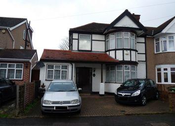 Thumbnail 1 bed flat to rent in Wykeham Road, Kenton