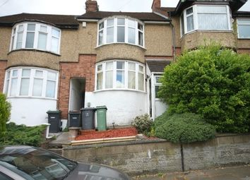 Thumbnail 2 bedroom terraced house to rent in Baker Street, Luton