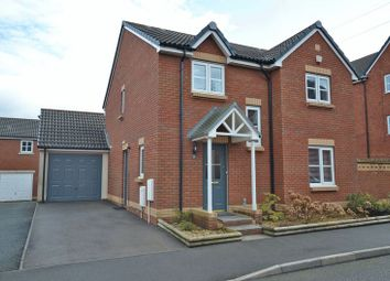 Thumbnail 4 bed detached house for sale in Stunning Modern House, Amelia Grove, Newport