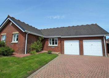 Thumbnail 3 bed detached bungalow for sale in Threaplands, Cleator Moor, Cumbria