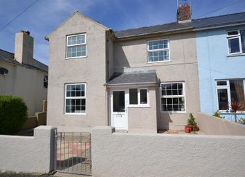 Thumbnail 3 bed semi-detached house for sale in Heol Cleddau, Fishguard