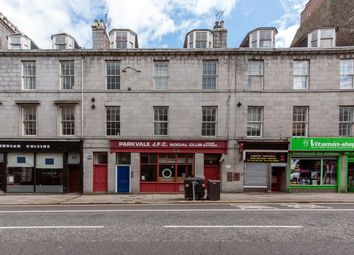 Thumbnail 1 bedroom flat for sale in King Street, Aberdeen