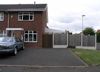 Thumbnail 2 bed terraced house for sale in Chiltern Close, Hayley Green, Halesowen