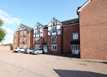 Thumbnail 2 bed flat for sale in Springfield Drive, Wistaston