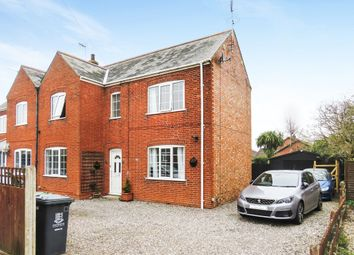 Thumbnail 3 bed semi-detached house for sale in Black Street, Martham, Great Yarmouth