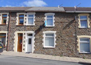 Thumbnail 4 bed terraced house for sale in Herbert Street, Abercynon, Rhondda Cynon Taff