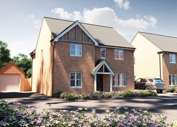 "Thumbnail 4 bed detached house for sale in ""The Berrington"" at Manchester Road, Congleton"
