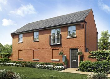 "Thumbnail 2 bed duplex for sale in ""Coach House"" at Caledonia Road, Off Kiln Farm, Milton Keynes"