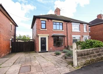 Thumbnail 2 bedroom semi-detached house to rent in Bemersley Road, Stoke-On-Trent