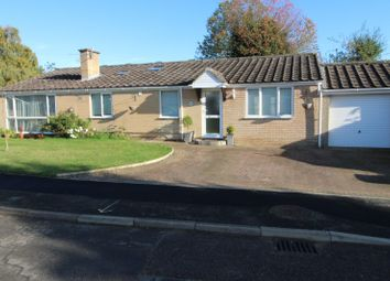 Thumbnail 4 bedroom detached bungalow for sale in Saint Michaels Way, Brundall