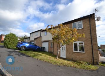 Thumbnail 2 bed end terrace house to rent in Nicholas Road, Beeston, Nottingham