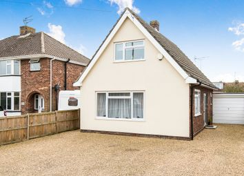 Thumbnail 2 bed detached bungalow for sale in Wroxham Road, Sprowston, Norwich