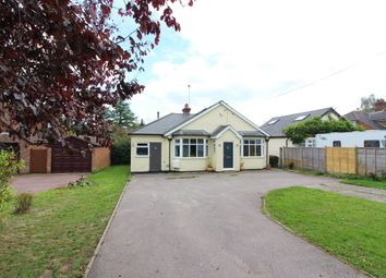 Thumbnail 3 bed detached house for sale in Canterbury Road, Chilham, Kent