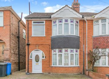 Thumbnail Semi-detached house for sale in Dales View Road, Ipswich
