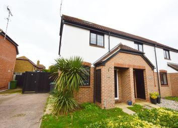 Thumbnail 3 bed end terrace house for sale in Shillingstone, Shoeburyness, Southend-On-Sea, Essex