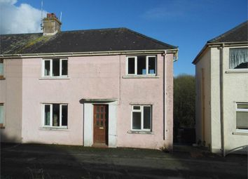 Thumbnail 3 bedroom end terrace house for sale in 16 Heol Y Felin, Goodwick, Pembrokeshire