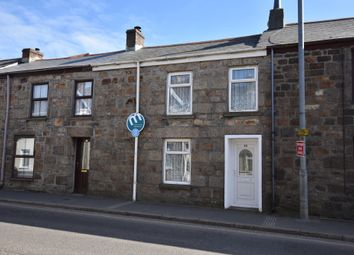 Thumbnail 3 bed terraced house for sale in Centenary Street, Camborne, Cornwall
