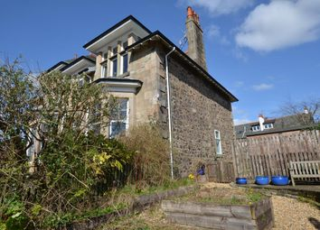 Thumbnail 3 bed flat to rent in Turleum, Gryffe Road, Kilmacolm