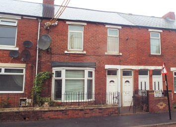 Thumbnail 1 bed flat to rent in South Burn Terrace, New Herrington, Houghton Le Spring