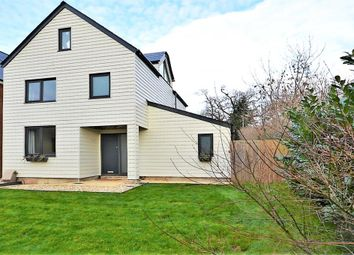 Thumbnail 4 bed detached house for sale in Betjeman Close, Sidmouth, Devon