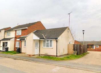 Thumbnail 2 bed semi-detached bungalow to rent in Lyle Close, Leicester