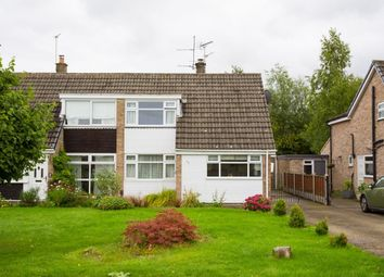 Thumbnail 3 bed semi-detached house for sale in Bramble Dene, Woodthorpe, York