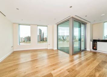 Thumbnail 2 bed flat for sale in Waterview Drive, North Greenwich