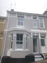 Thumbnail 3 bed terraced house to rent in Townshend Avenue, Plymouth