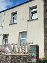 Thumbnail 3 bed terraced house to rent in Lower Church Street, Pontycymer, Bridgend
