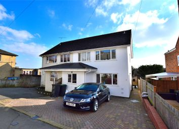 Thumbnail 4 bed semi-detached house for sale in Woodfields, Stansted