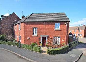 Thumbnail 4 bed detached house for sale in Ryder Drive, Muxton, Telford