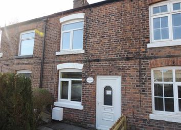 Thumbnail 2 bed terraced house to rent in Padden Brook, Romiley, Stockport