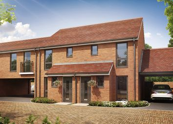 """Thumbnail 2 bed semi-detached house for sale in """"The Alnwick"""" at Old Oak Way, Harlow"""