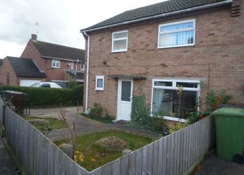 Thumbnail 3 bed terraced house to rent in Duncan Road, Corby