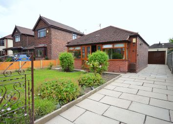 Thumbnail 3 bedroom detached bungalow to rent in Highfield Road, Widnes