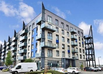 Thumbnail 3 bed flat for sale in The Boathouse, Ocean Drive, Gillingham, Kent